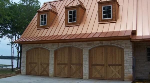 Garage Doors Exterior